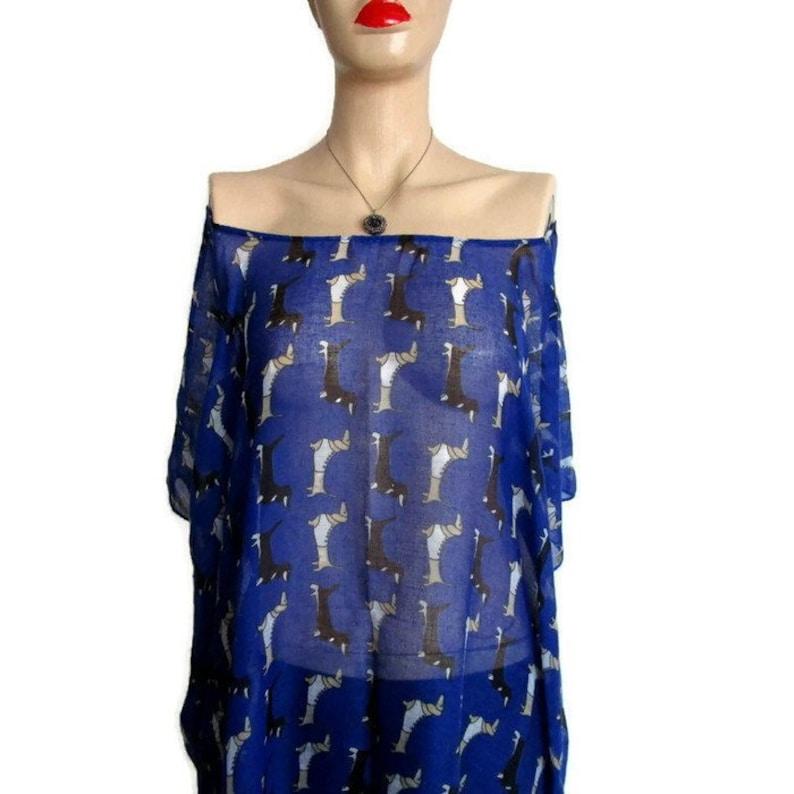 c9375d5489f16 Navy blue dress Oversized clothing Royal blue Kaftan