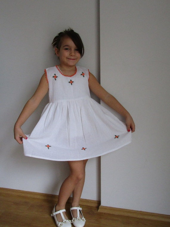 Flower Girl Dress Birthday Toddlers Child
