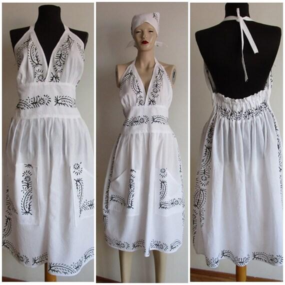 Womens Halter Wedding Dress Plus Size Dress Open Back Etsy