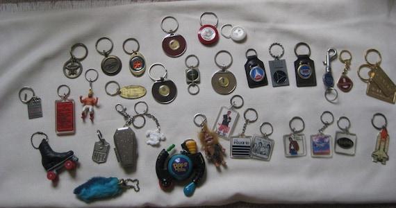 Vintage Furby Keychain YOU CHOOSE