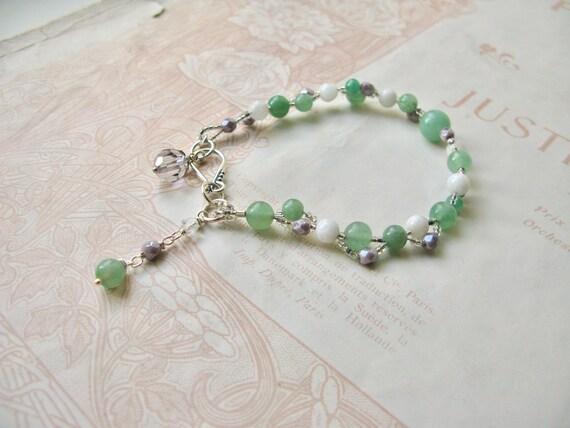 Meadow / May bracelet...