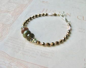 Meadow bracelet Willow mix