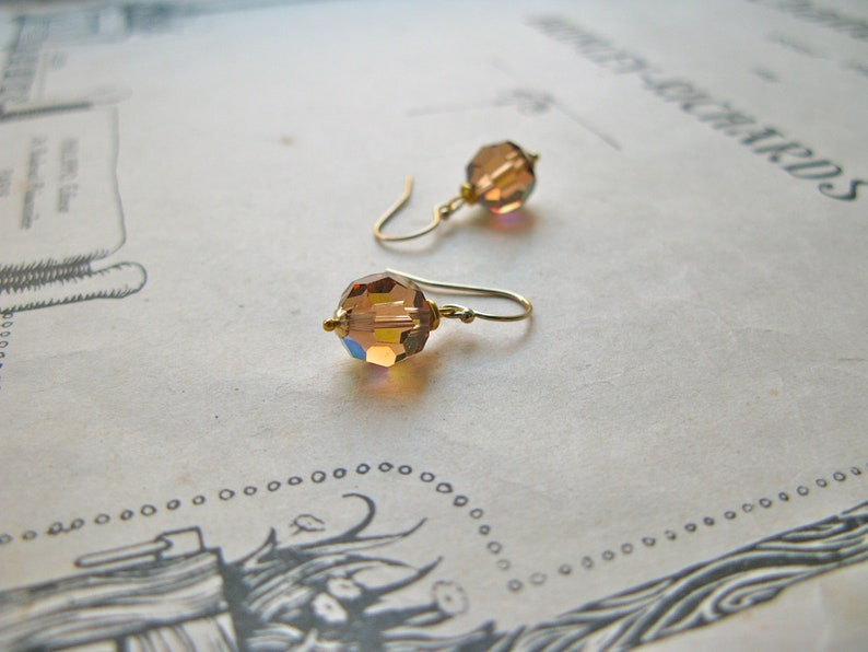 That Night short earrings image 1