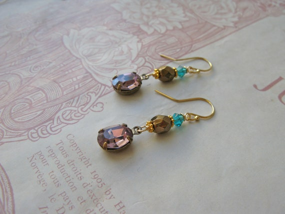 Mitzi Mermaid mini earrin...