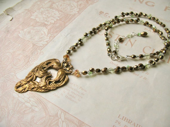 Meadow / Together necklac...