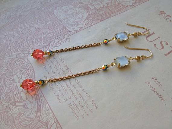 Mitzi Baleares earrings...