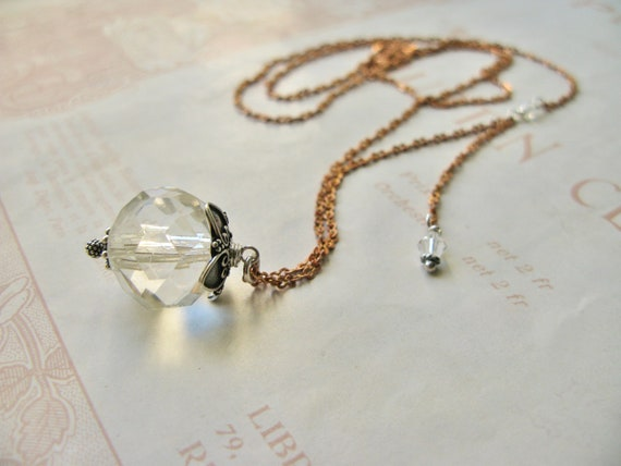 Meadow / Morning necklace...