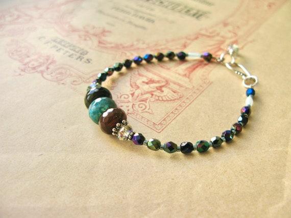 Meadow bracelet Peacock m...