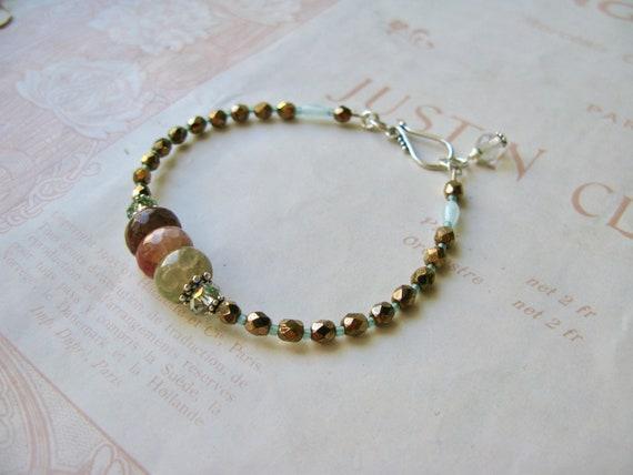 Meadow bracelet Earthy mi...