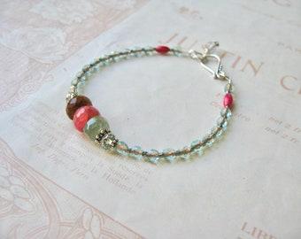 Meadow bracelet Sweetpea mix