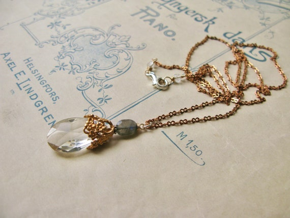 Meadow / Julia crystal dr...