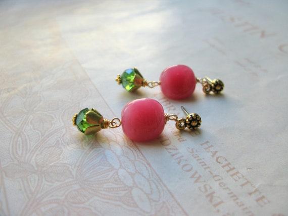 Bubbly earrings