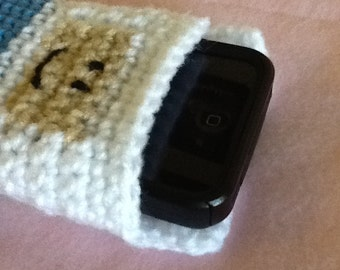 Adventure Time Finn Cell Phone Cozy