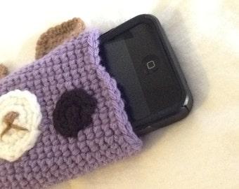 Rilakkuma Cell Phone Cozy