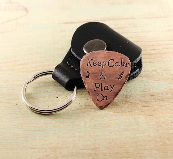 Keep Calm and Love Archery personalizzata grande portachiavi