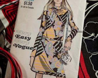 60's Very Easy Vogue Mod Dress