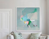 abstract PRINT, giclée, archival, limited edition, LOLA DONOGHUE  'ephemeral #15''