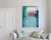 Abstract ART, giclée, LOLA DONOGHUE, limited edition, 'Heirloom #28'