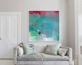 abstract PRINT, giclée, archival, limited edition, 'ephemeral #8'