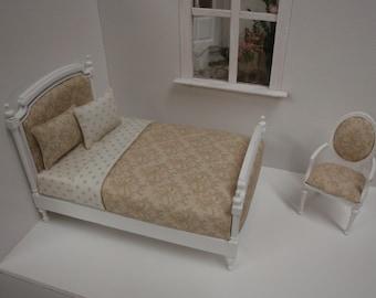 Dollhouse Bed Etsy
