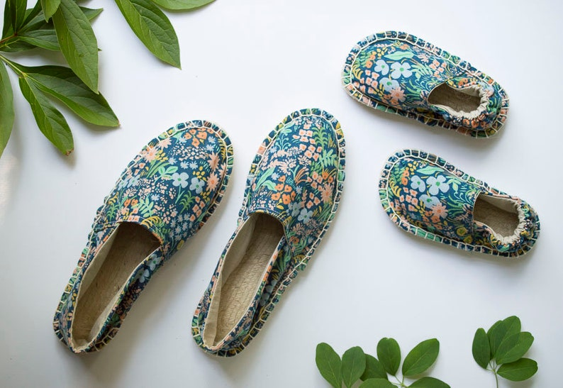 Espadrilles MY FEET & YOURS Starter Kit : Parent and Child image 0