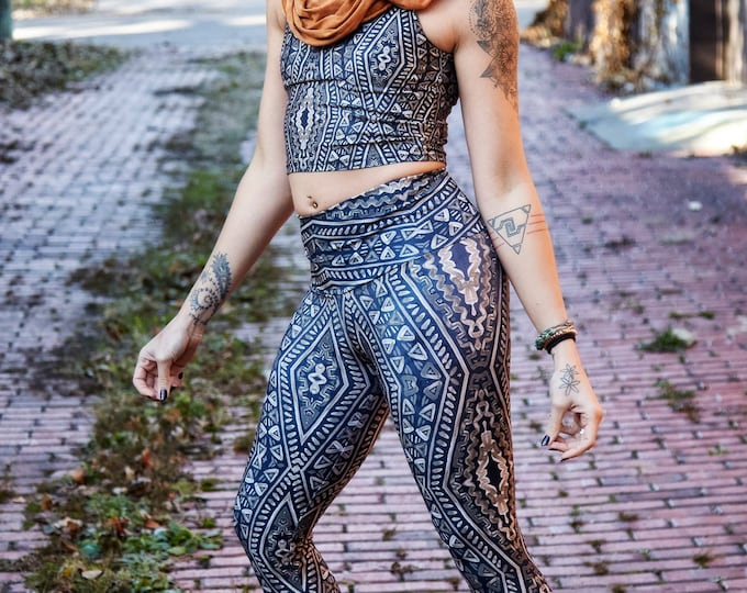 WANDERLUST FITNESS Yoga Leggings