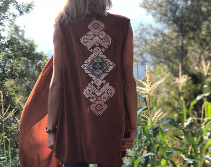 SAHARA Layering Vest