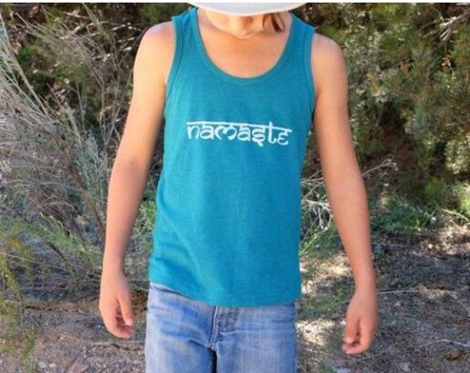 NAMASTE Kids Tee or Tank