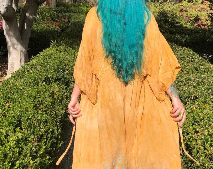 Palomino Gold Kimono Duster
