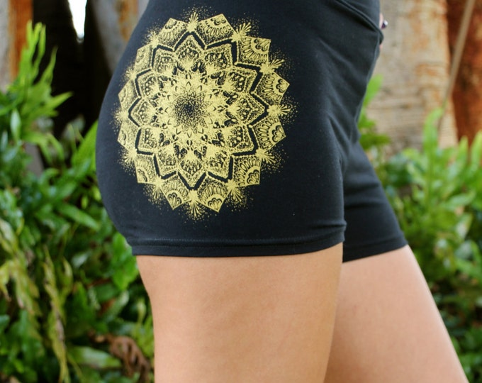 GAIA Mandala HOT SHORT