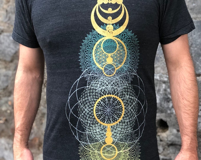 Sacred Portals Unisex Tee or Tank