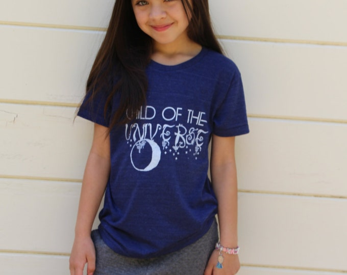 CHILD of the UNIVERSE Kids Tee or Tank