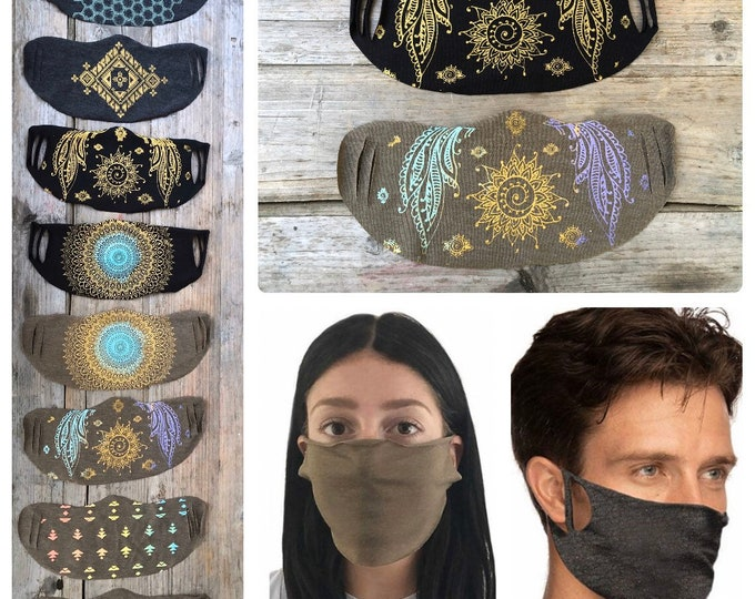 Face Cover - Pick your design