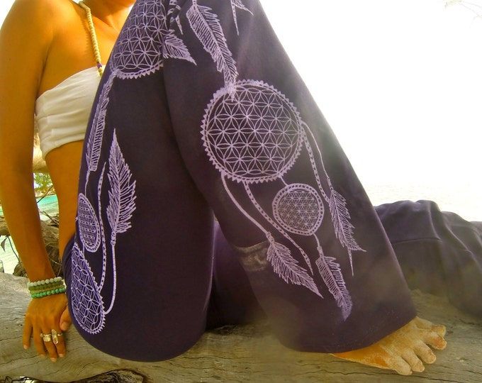 Flower of Life DREAMCATCHER Yoga Pant