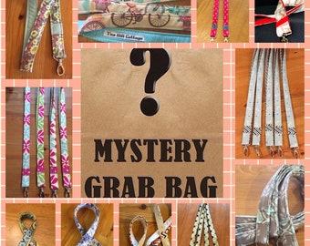 Teacher lanyard, teacher appreciation gift, grab bag, surprise, school, mystery bag