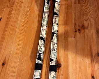 Teacher lanyard, irony, humor, money lanyard