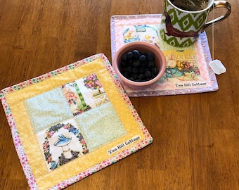 Mug Rugs and Coasters
