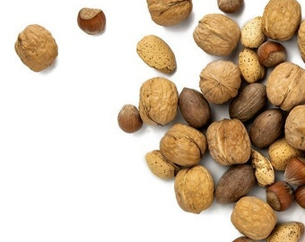 Organic Dried Food, Nuts