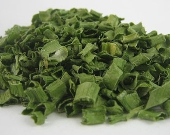 FREEZE DRIED CHIVES 1/2 pound