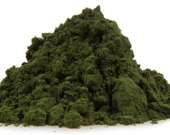 Organic Spirulina powder 1 pound Barrier Pack