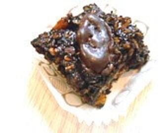 Gluten Free Sugar Free Diet Bars Paleo.Immune Booster, Vegan  Acai Berry, Brindle Berry, and Banana Chocolate Nut