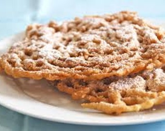 GLUTEN FREE FUNNEL Cakes Country Fair Style Funnel Cakes Serving 2 Sizes Holiday Desserts Delicious Snack