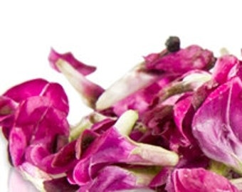 EDIBLE FLOWERS FAVA, Miniature Real Organic  Flowers, Bulk, Rose Petals, Candied, Pansys, Wedding Cakes, Purples, Magenta, Large Orders Only