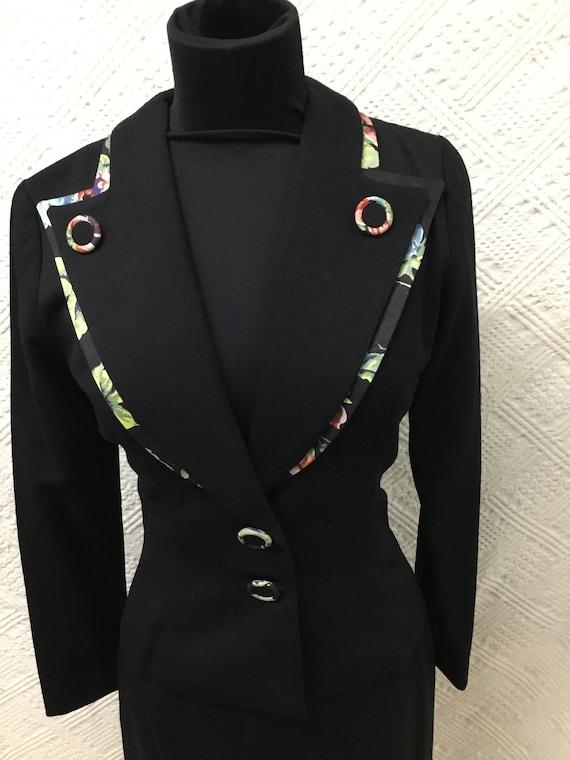 1970's Miss Mouse Vintage Women's Suit