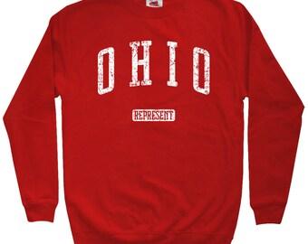 Ohio State Crewneck Etsy