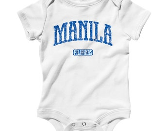 Pinoy PH Baby Infant Creeper Romper NB to 24M Fly Manila MNL Airport One Piece