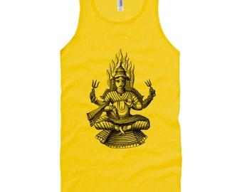 00155ccec2755 Shiva Tank Top - Unisex - XS S M L XL 2x - Men and Women - Shiva Gift