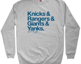 909e9a6d594 Loyal To New York Sweatshirt - Men S M L XL 2x - Crewneck