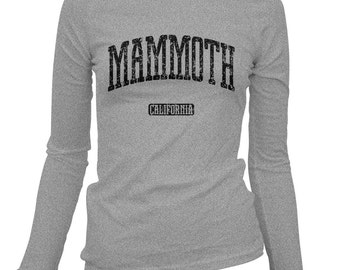 More colors. Women s Mammoth California Long Sleeve Tee ... ab26cc40aa