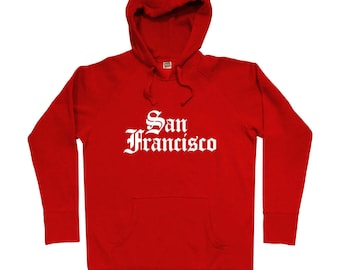 c5fbcb80c4a San Francisco Gothic Hoodie - Men S M L XL 2x - Gift For Men